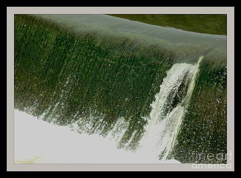 Gail Matthews - Grand River Falls Close Up