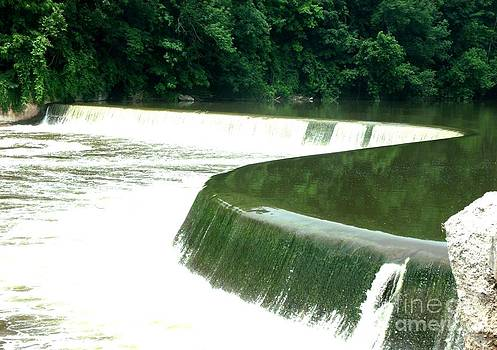 Gail Matthews - Grand River Falls view