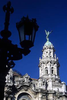 James Brunker - Grand Theatre Havana