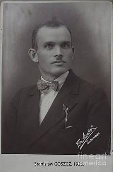 Grandfather Stanley . Anno Domini . 1926. by  Andrzej Goszcz