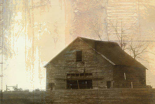 Grandfather's Barn by Lena Wilhite
