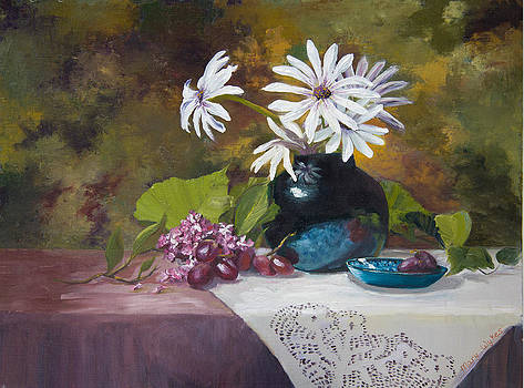 Grandma's Daisies by Mary Wykes