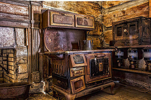 Grandma's Kitchen by Elizabeth Wilson