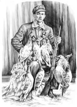 Grandpa Loved to Hunt by Jonni Hill