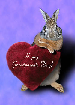 Jeanette K - Grandparents Day Bunny