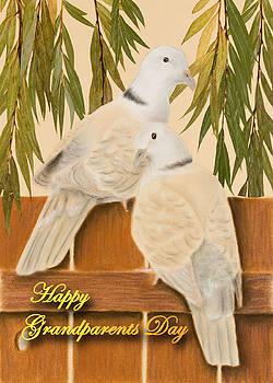 Jeanette K - Grandparents Day Doves
