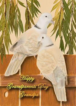 Jeanette K - Grandparents Day Grandpa Doves