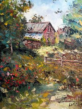 Grandpa's Barn by Lee Piper