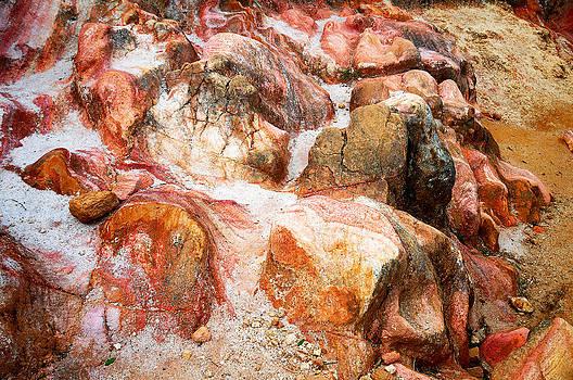 Jenny Rainbow - Granite Road. Natural Textures
