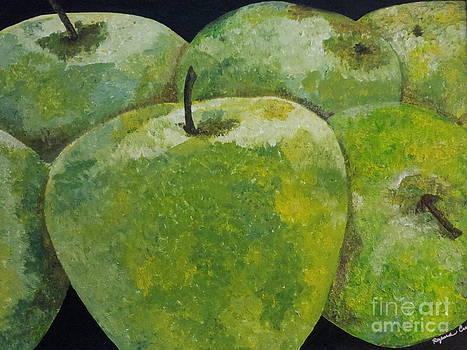 Granny's Apple's by Rozenia Cunningham