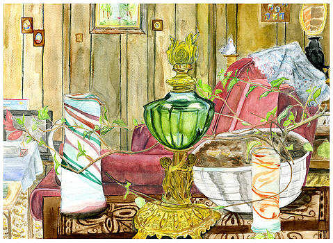 Granny's Home at Storywood by Veronica Webster