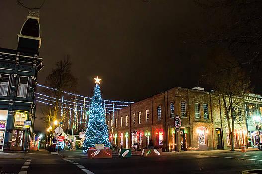 Mick Anderson - Grants Pass City Christmas Tree