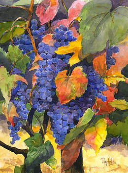 Grapes and More by Ray Cole