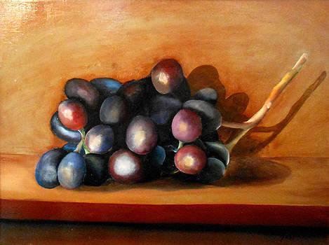 Grapes by Robert Foss
