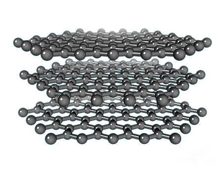 Evan Oto - Graphite Molecular Model