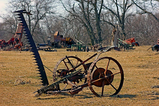 Jon Baldwin  Art - Farming Equipment