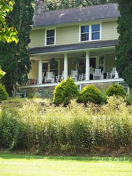 Grassy Creek River House Inn by Beebe  Barksdale-Bruner