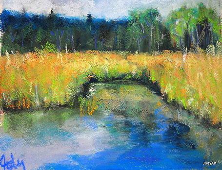 Grassy Marsh by Jody Smith