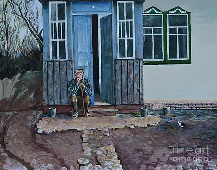 Great Grandfather by Kateryna Kurylo