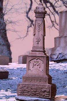 Jon Baldwin  Art - Grave
