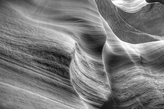 Grayscale Waves by Eric John Galleries