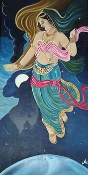 Great Angel by Alka  Malik