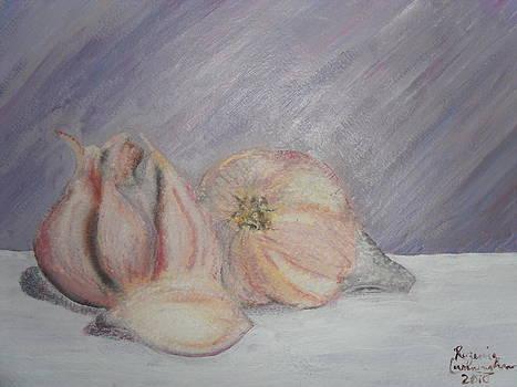 Great Garlic by Rozenia Cunningham