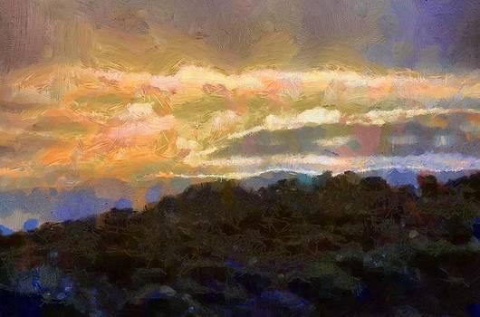 Great Ocean Drive by Carol Sullivan