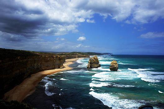 Great Ocean Road Australia by Cindy Bray