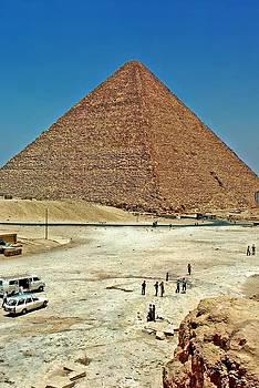 Steve Harrington - Great Pyramid of Giza