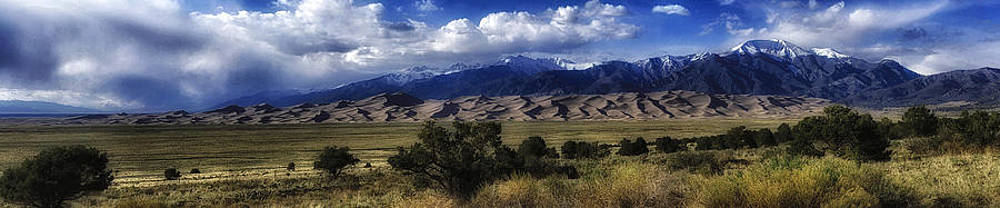 Great Sand Dunes National Monument by Kristal Kraft
