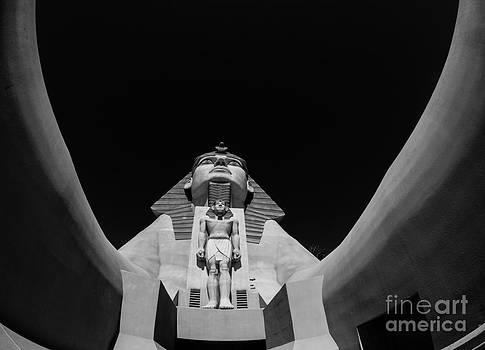 Edward Fielding - Great Sphinx Luxor Las Vegas