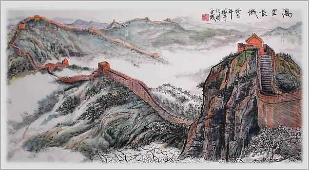 Great Wall by Ping Yan