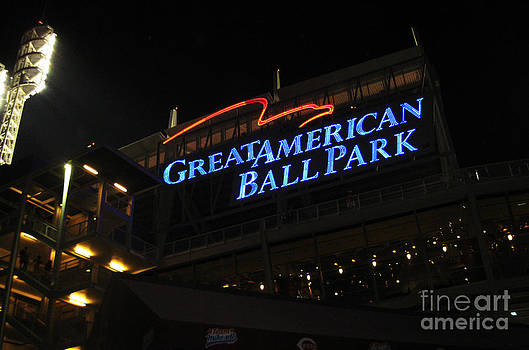 GreatAmericanBallPark by Alan Wolfram