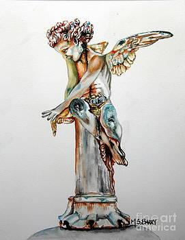 Greek Angel by Maria Barry