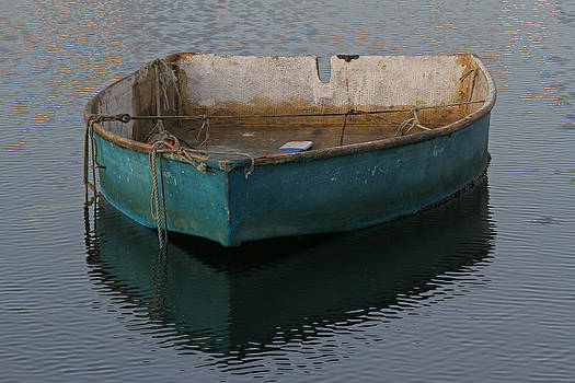 Juergen Roth - Green Boat