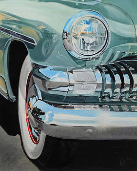 Green Buick by Kevin Aita