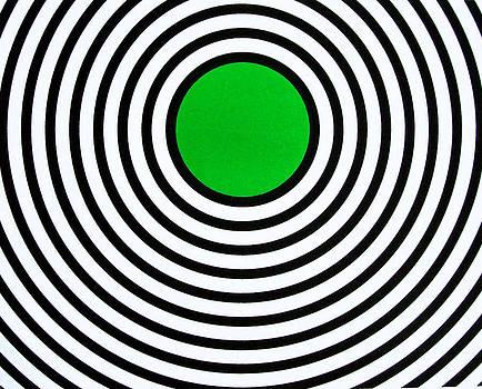 Green Cirlce by Scott Shaver