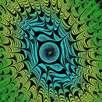 Anastasiya Malakhova - Green Dragon Eye