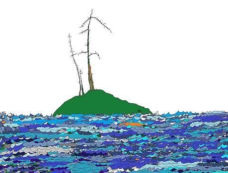 Green Island by Willie Anicic