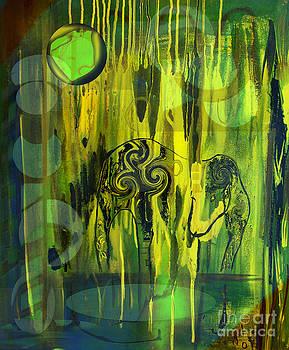 Green Light by Yul Olaivar