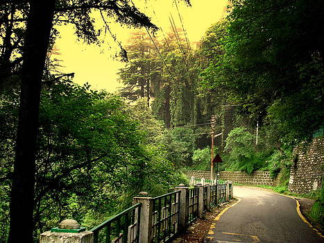 Green Mile by Salman Ravish