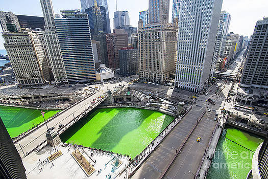 Green River Chicago by Jeff Lewis