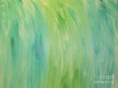 Green Shades by Barbara Yearty