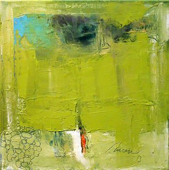 Green Tangiers #2 by Richard Morin