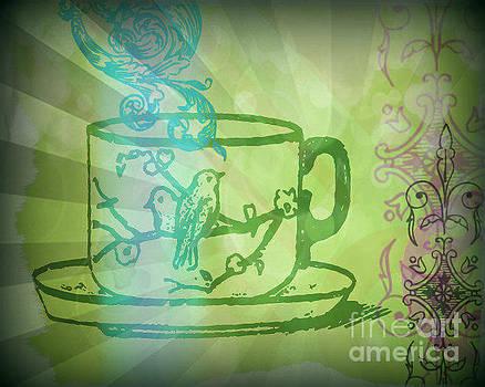 Green Tea  by Wendy Wiese