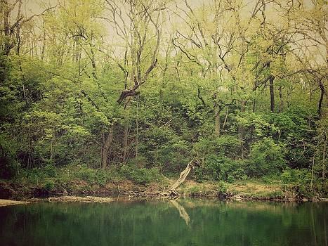Green Waters  by Kiara Reynolds