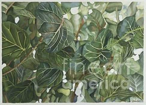 Green With Envy by Lisa Prusinski
