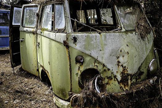 Richard Hinton - Greenish VW
