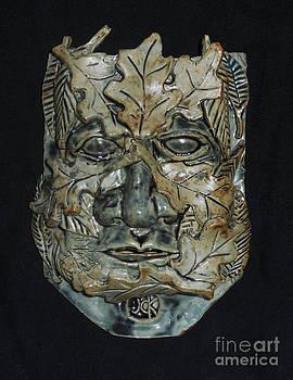 Greenman by John Keasler